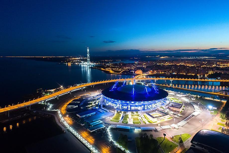 Санкт-Петербург зенит арена