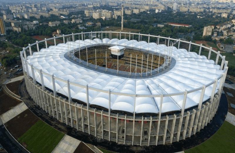 Румыния стадион национальный на 55 000 человек