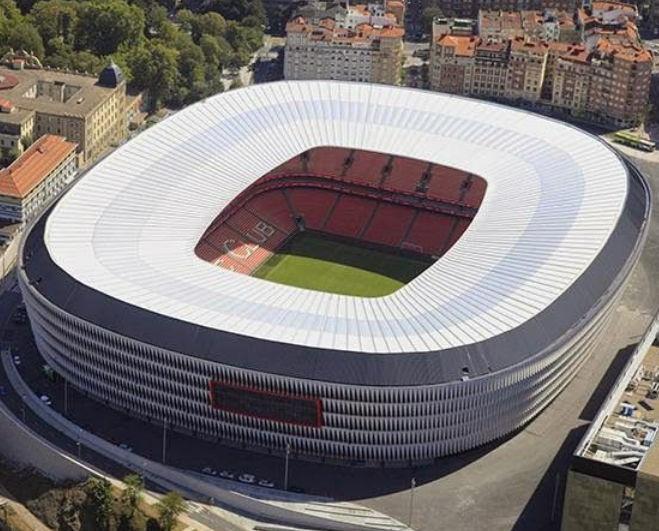 Бильбао не сможет принять матчи Евро-2020 по футболу