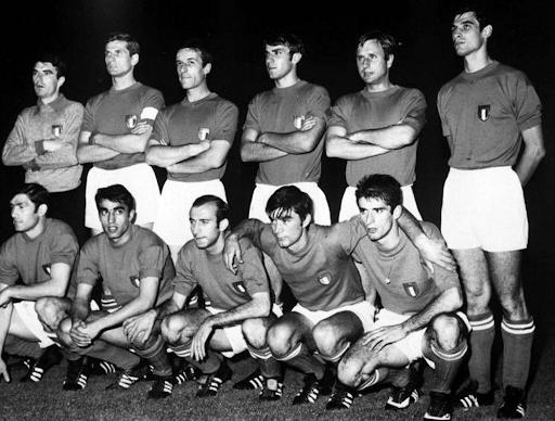 Сборная Италии на Евро-1968