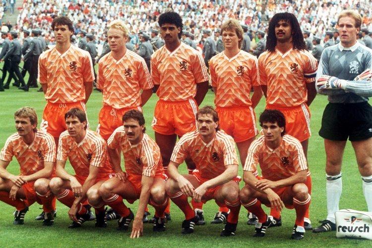 Сборная Нидерландов на Евро-1988