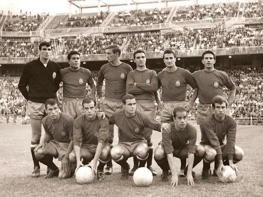 Сборная Испании на Евро-1964
