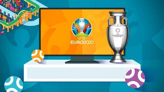 Где смотреть Евро-2020